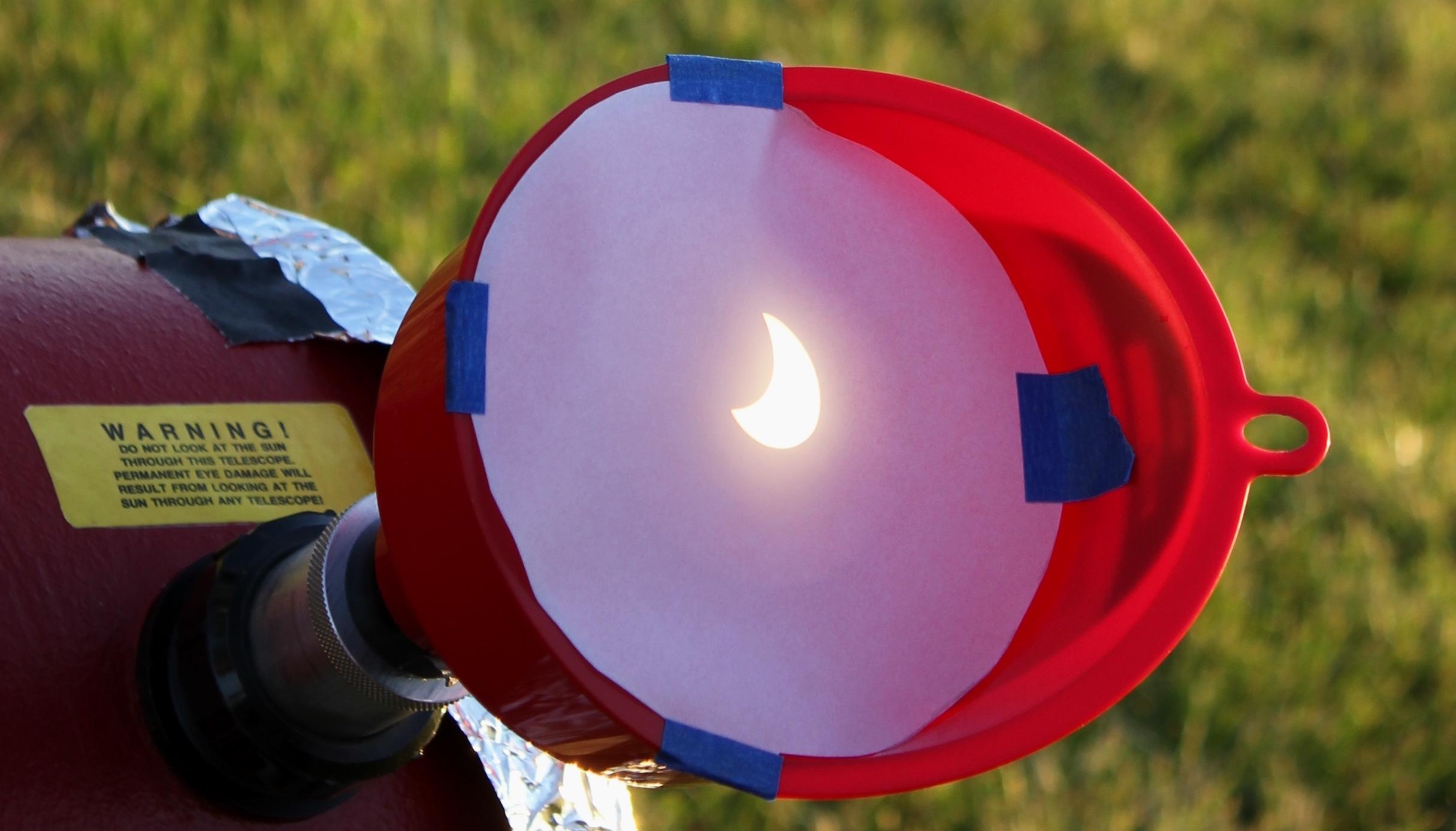 June 10th, 2021 Partial Solar Eclipse